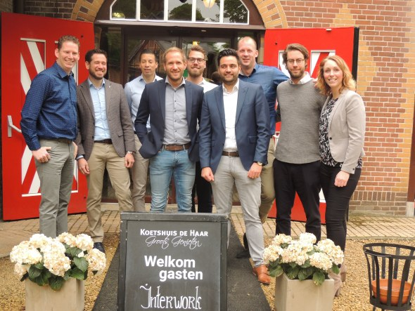Lunch & Learn: wacht niet af, ga op pad en start!
