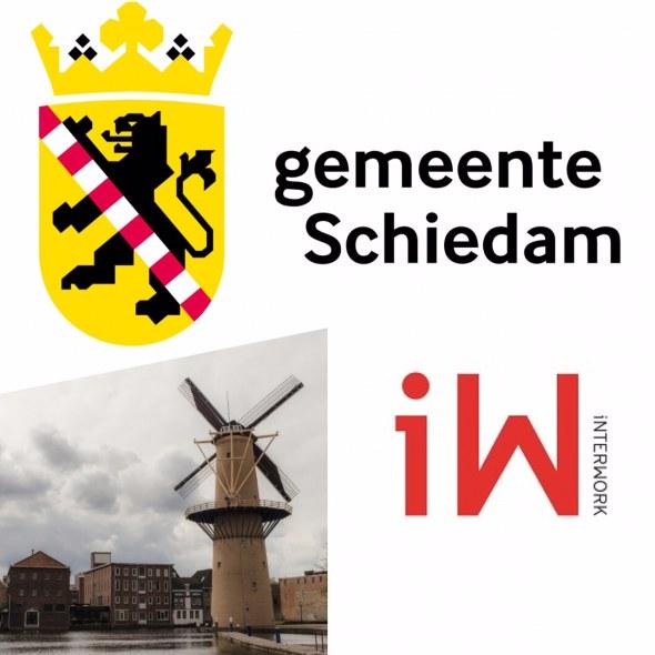 InterWork vaste partner voor de gemeente Schiedam