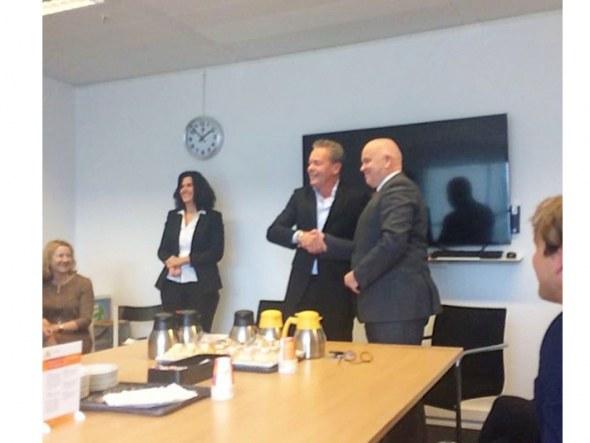Samenwerking gemeente Den Haag