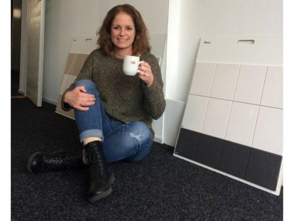 Een kopje koffie met Kim van der Woude